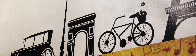 adesivi murali verona