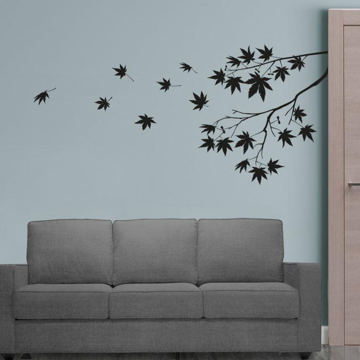 adesivi pareti verona